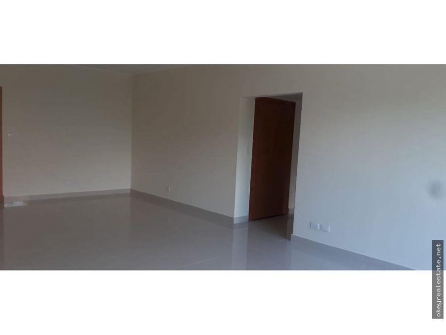 apartamento sin amueblar en la esperilla