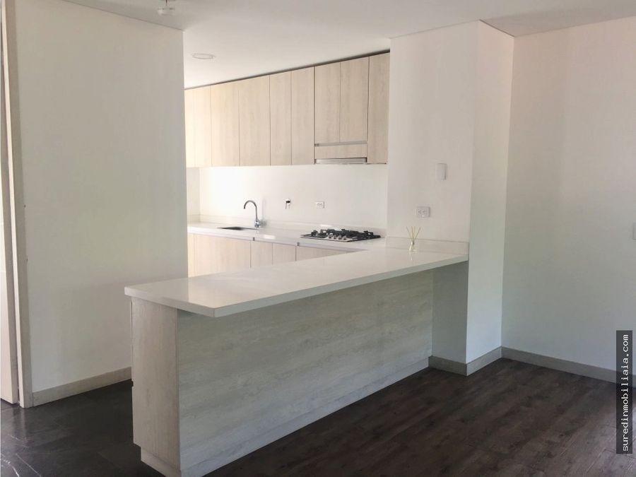 venta apartamento moderno loma de benedictinos