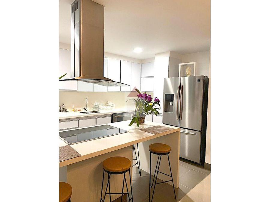venta de apartamento en el poblado sector la calera