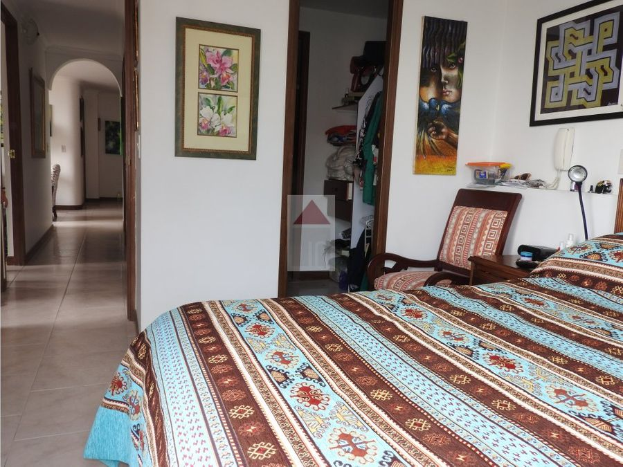 venta apartamento en el poblado sector las palmas