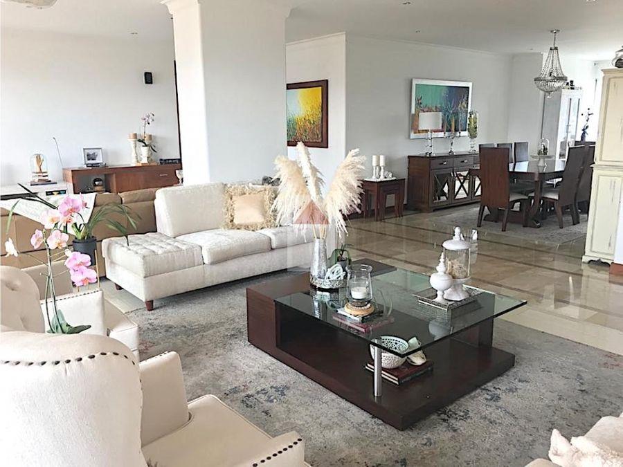 venta apartamento en el poblado sector las santas