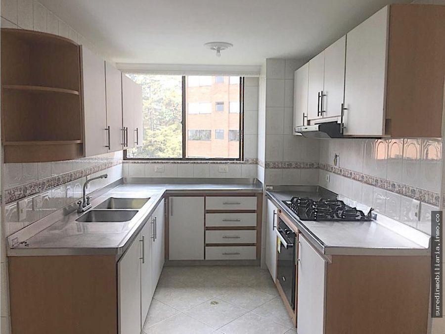 venta apartamento parte baja la tomatera