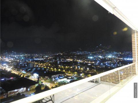 venta apartamento piso alto espectacular en ciudad del rio