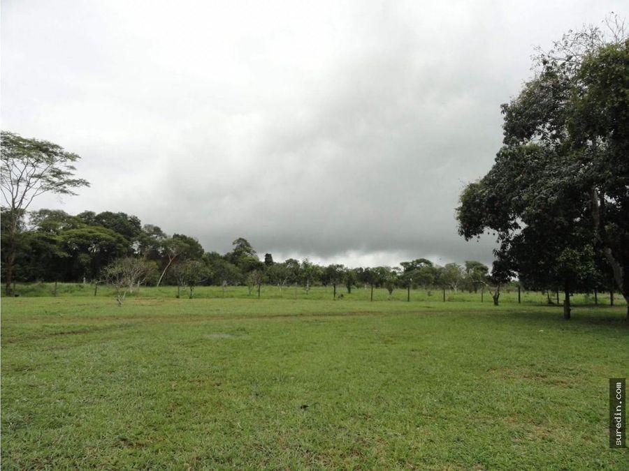 venta finca productiva pompeya villavicencio