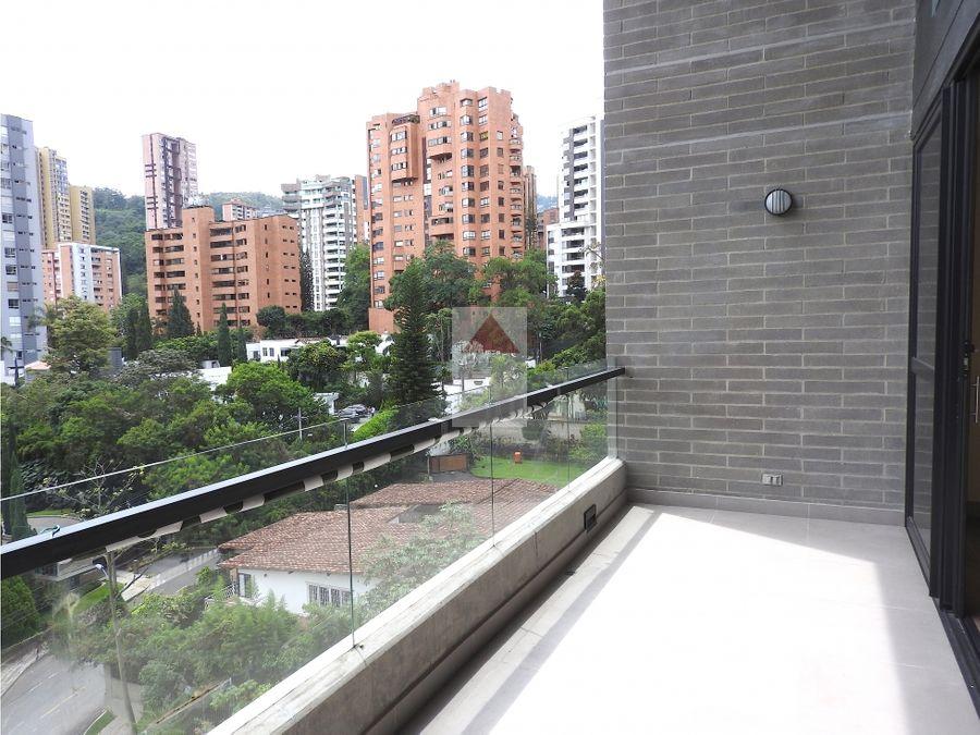 venta de apartamento en el poblado sector lalinde