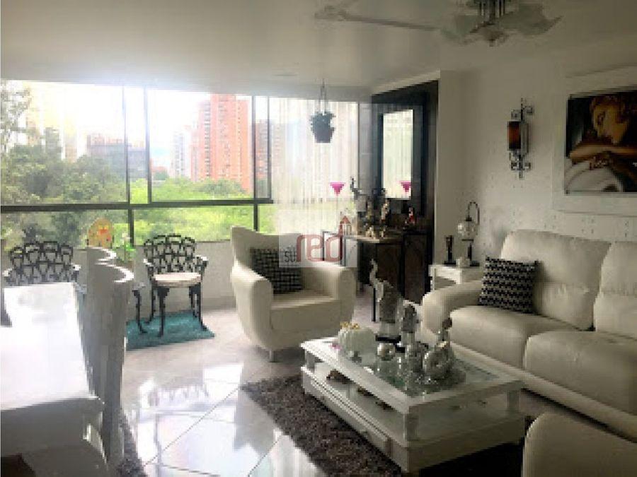 venta apartamento impecable parte baja del sector el campestre