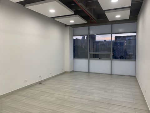 oficina en venta en envigado edificio s48