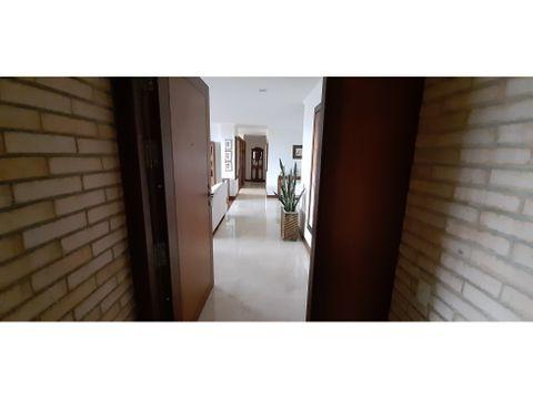 venta de apartamento en el poblado el tesoro