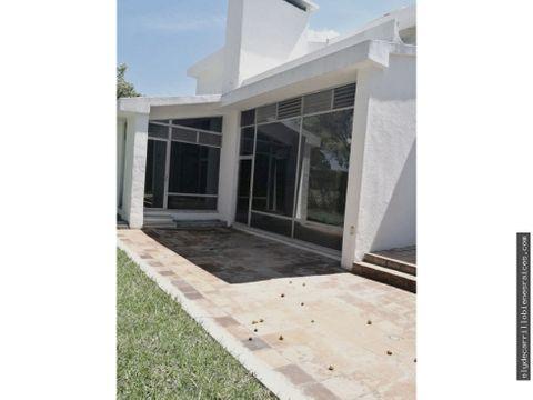 casa en alquiler zona 15 vh 1 ideal para oficinas