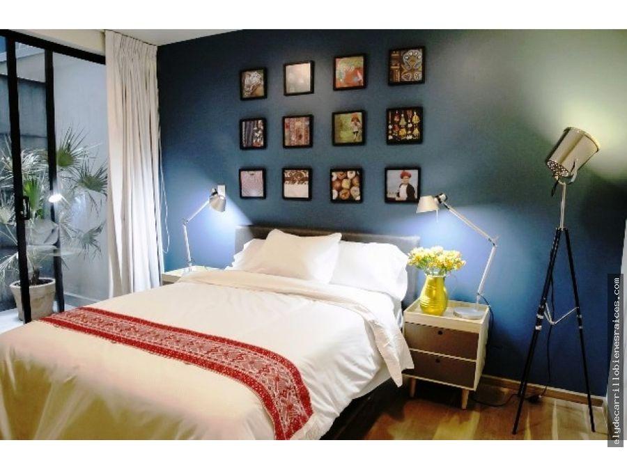 departamento en renta avenida reforma y atoyac 2 dormitorios