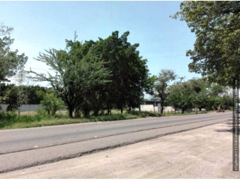 terreno en venta teculutan orilla de la ruta