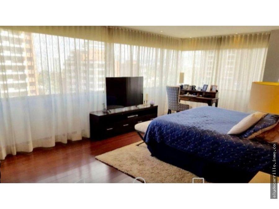 venta apartamento zona 14 3 dorm dorm serv