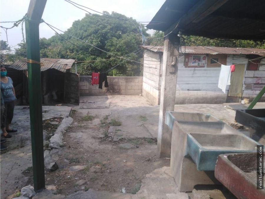 terreno en san cristobal mixco