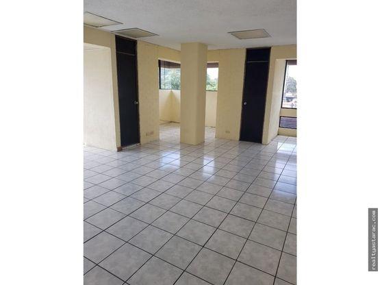 oficina o clinica 3 amb en edificio tivoli zona 9
