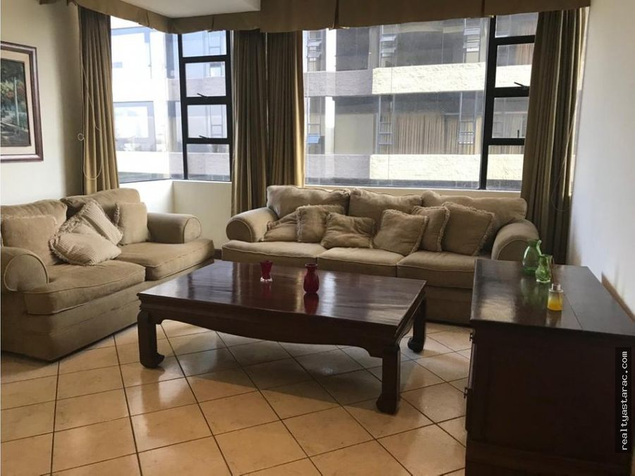 apartamento en edificio milenia zona 10