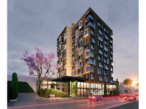 apartamentos en edificio terradelfines zona 14