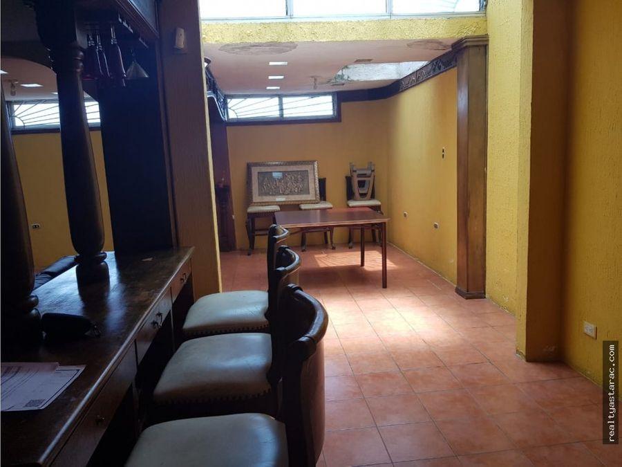 casa en santa catalina villa nueva