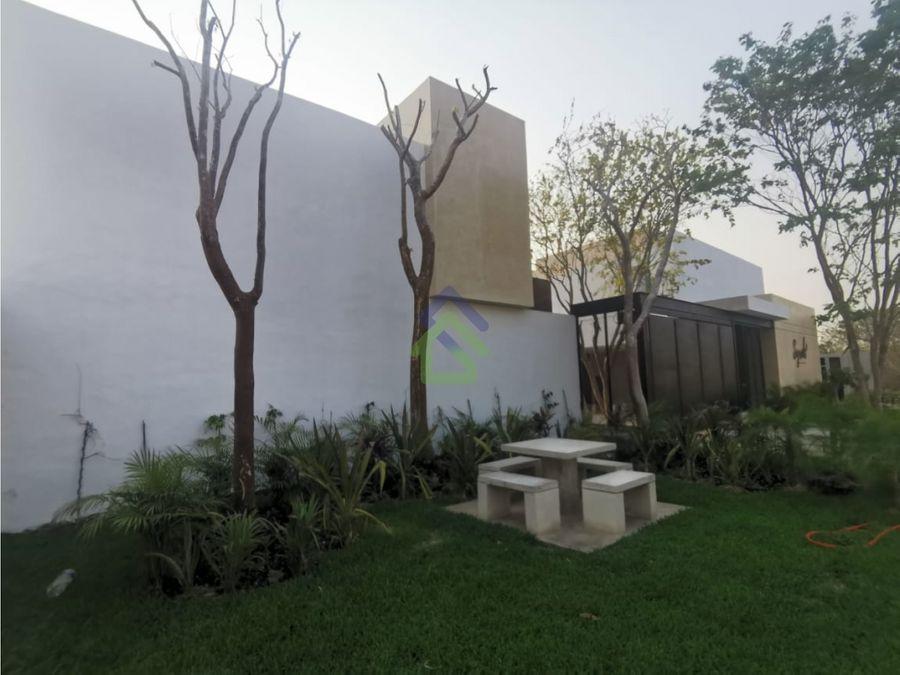 syrah townhowses en privada en temozon