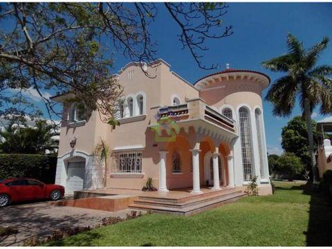 preciosa mansion lista para renovar como hotel
