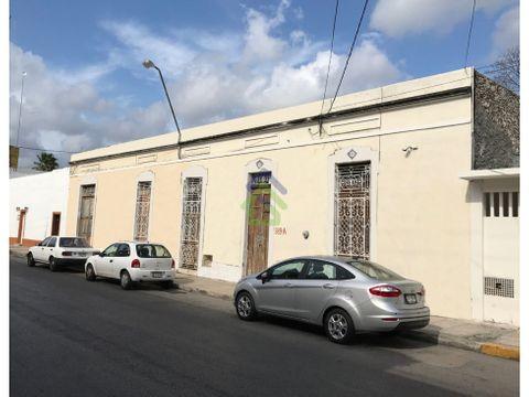 casa en la calle 62 increible oportunidad para remodelar en merida