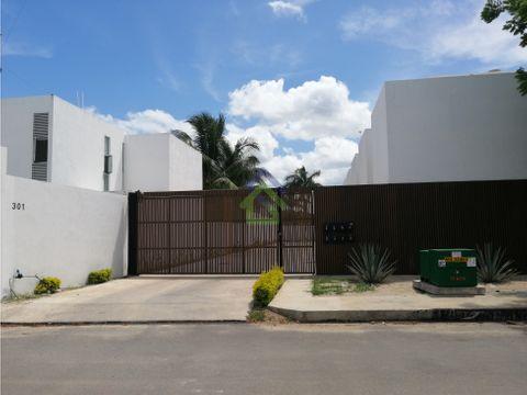 maravilloso townhouse en cholul merida yucatan