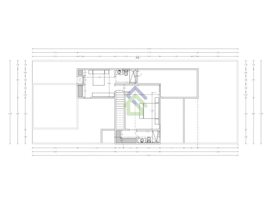 casas en privada zelena