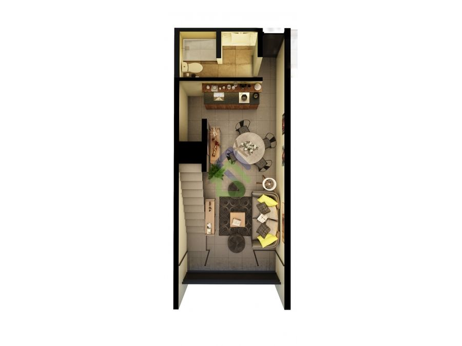 burea studio apartments temozon