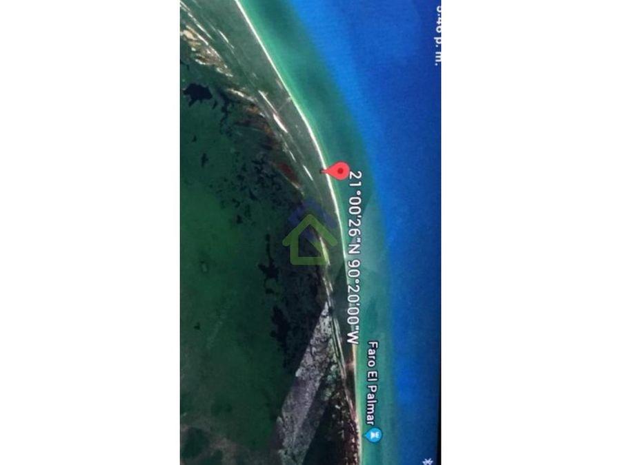 terrenos de playa en celestun