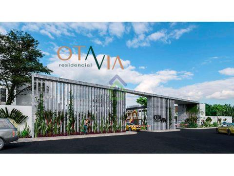 confort y seguridad en otavia residencial