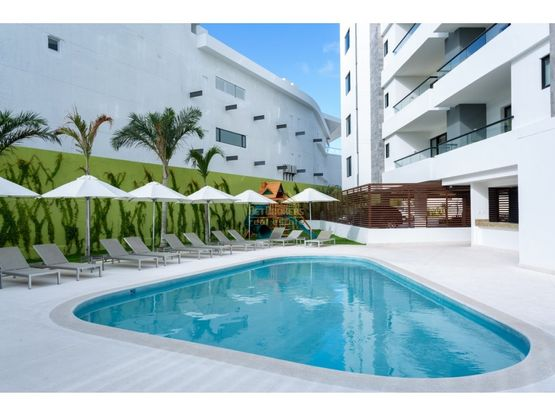 venta departamento cancun acabados lujo