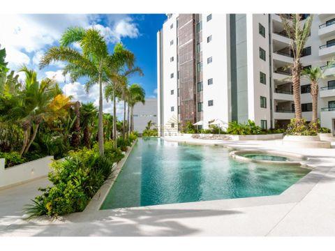venta lujoso departamento cumbres cancun