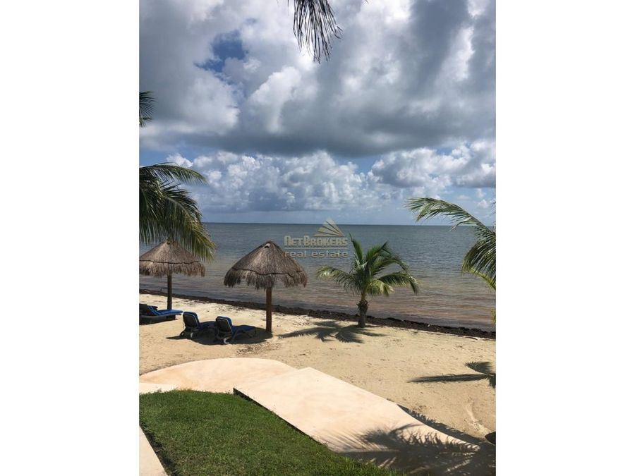 venta departamento punta nizuc cancun