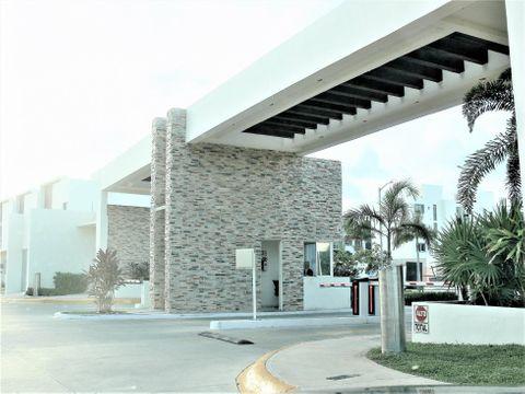 renta casa duke unique homes av huayacan cancun