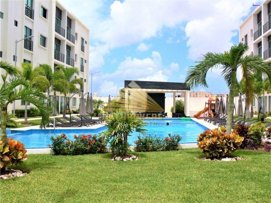renta departamento condominio en cancun