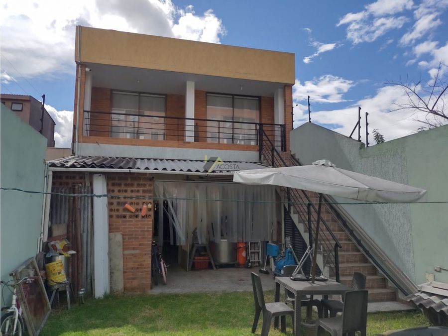casa en venta o permuta chia