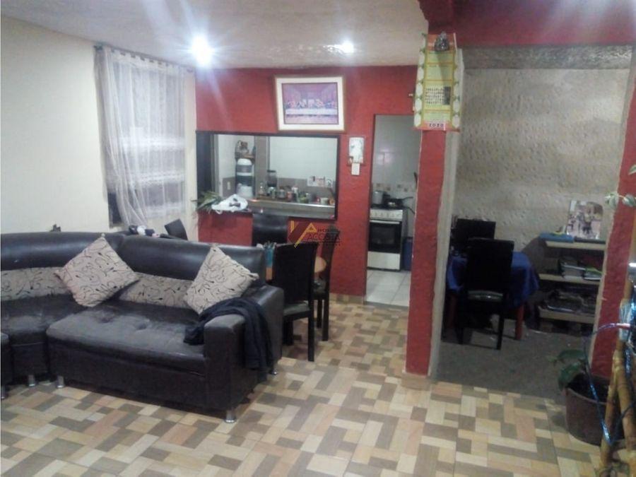casa lote en venta o permuta cogua cundinamarca