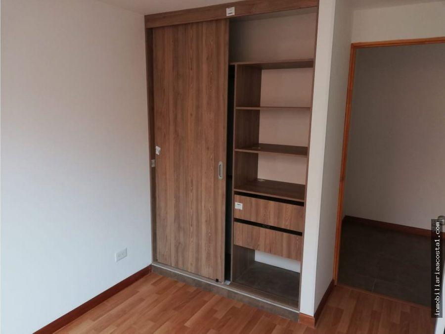 apartamento en arriendo zipaquira cundinamarca