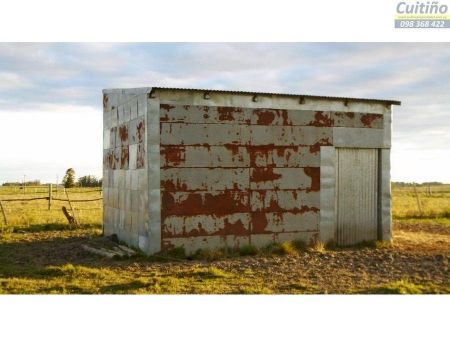 campo 16 has con arroyo en lavalleja