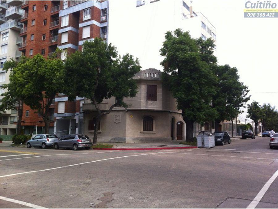 venta casa en barrio parque rodo montevideo