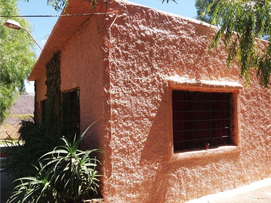 casa en venta en atlantida financio por banco