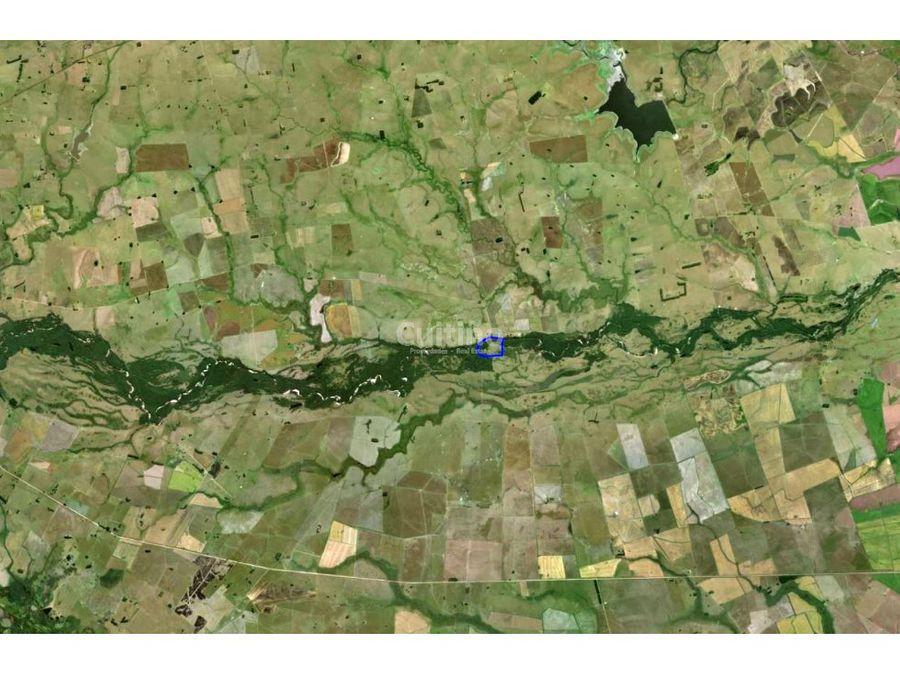 campo 36 hectareas costa rio olimar treinta y tres