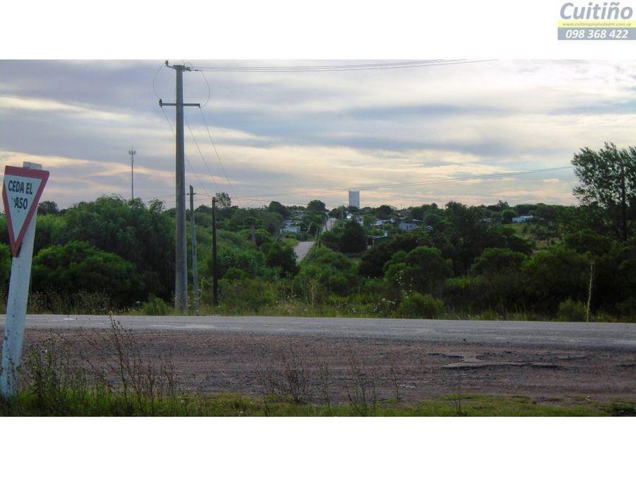 terreno 14814 mt2 empalme de ruta 81 con ruta 108