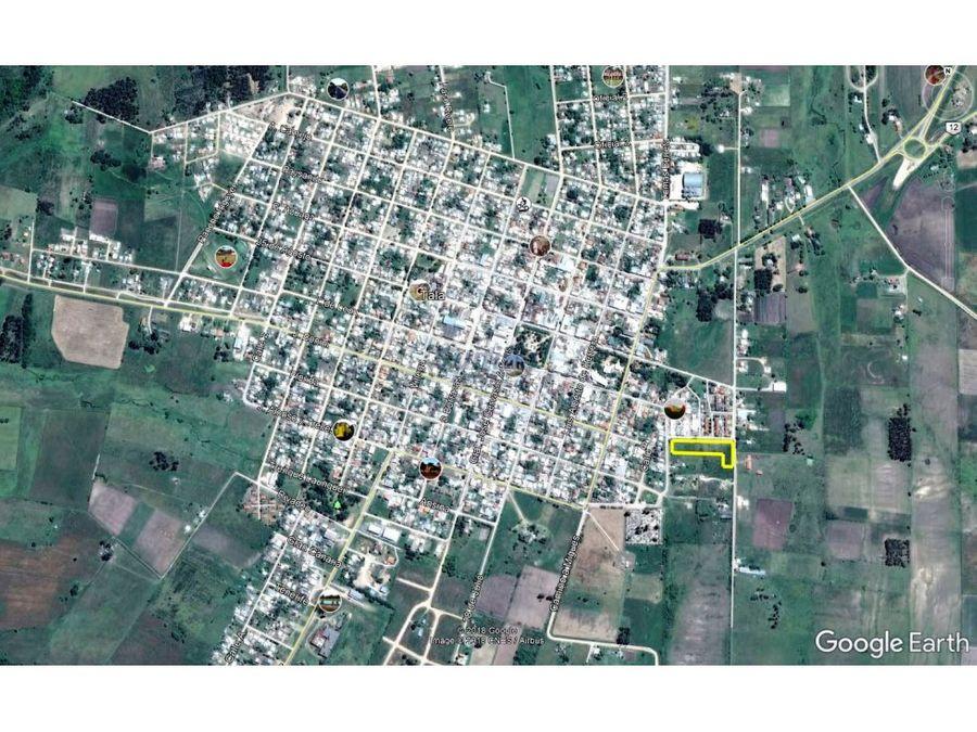 fraccionamiento de terrenos 400 a 440 mt2 en tala