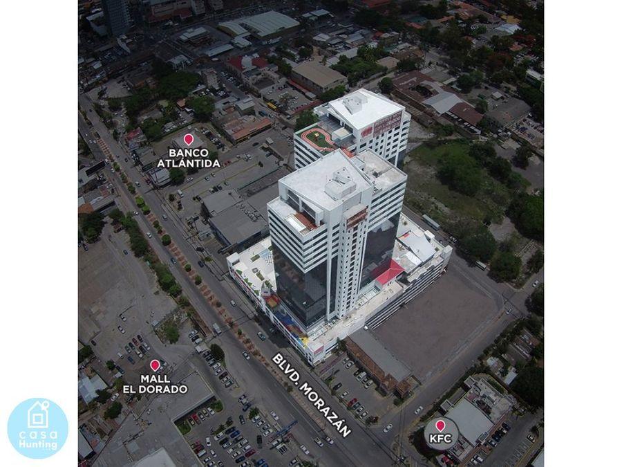 alquiler de local 62 m2 torre morazan
