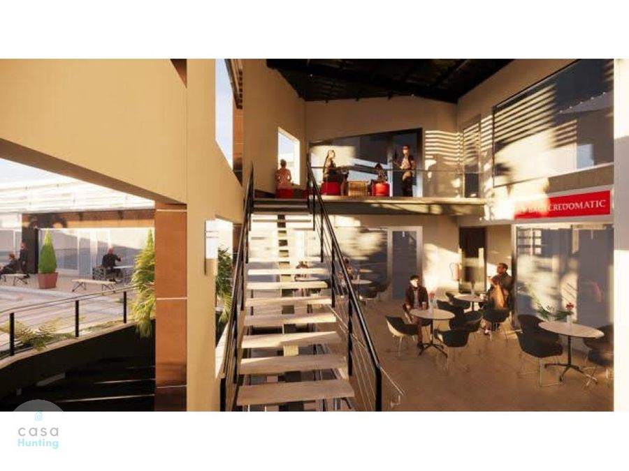 local comercial en venta plaza ciudad nueva 5978 m2 en 2do nivel