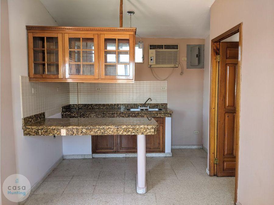 apartamento en renta col tres caminos 1 hab