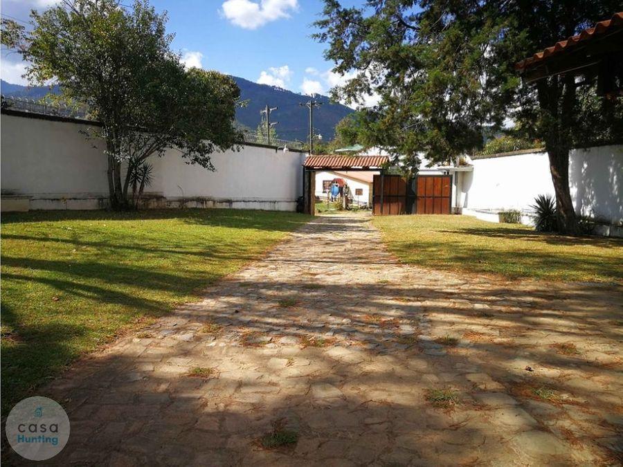venta de casa valle de angeles 300000 negociable