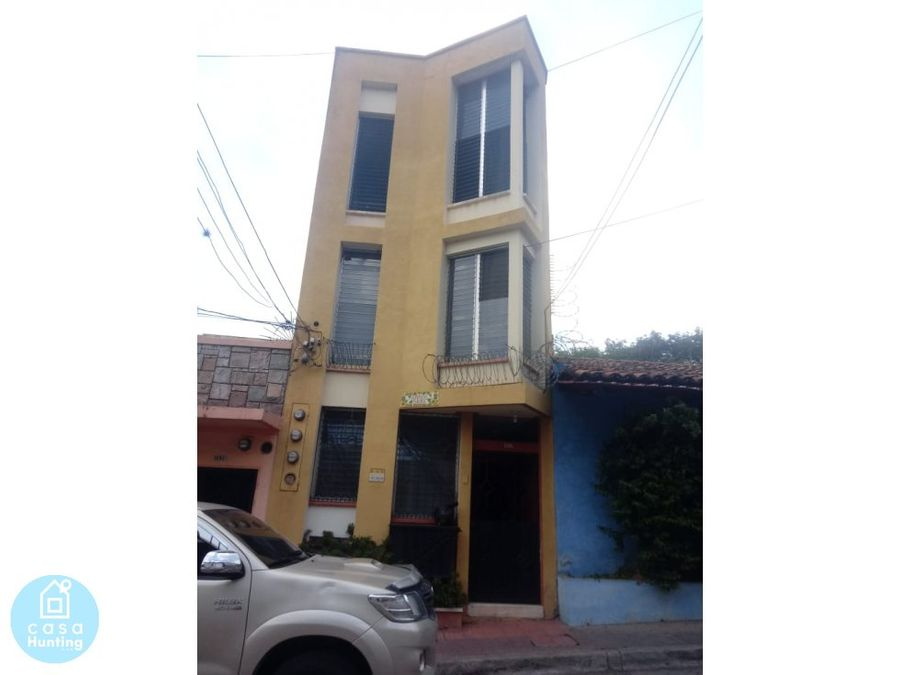 venta de edificio en barrio san rafael