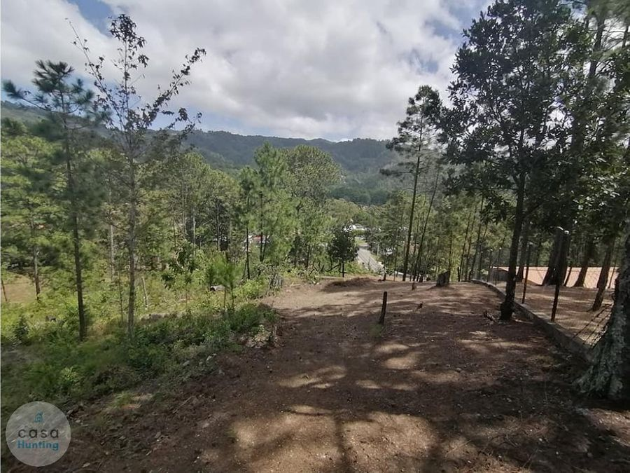 venta de terreno en valle de angeles