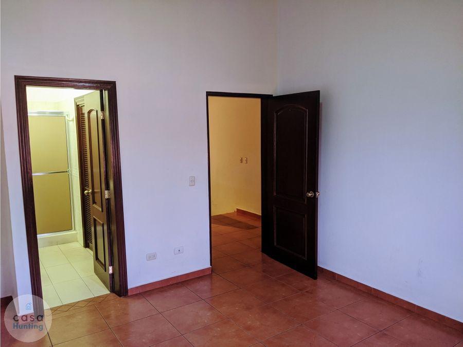 alquiler de casa palmeras san ignacio 3 hab